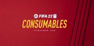 FIFA 22 Consumables