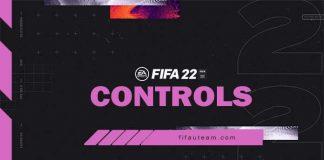 FIFA 22 Controls