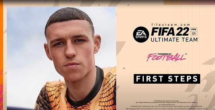 FIFA 22 Ultimate Team First Steps Walkthrough