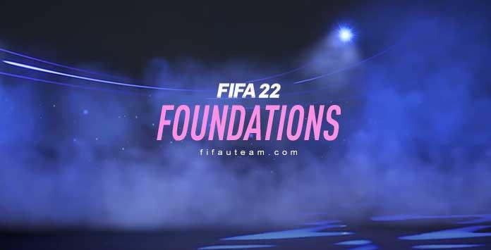 FIFA 22 Foundations Objectives