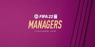 FIFA 22 Managers