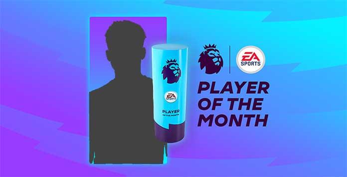 FIFA 22 Premier League Player of the Month (POTM)
