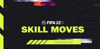 FIFA 22 Skill Moves