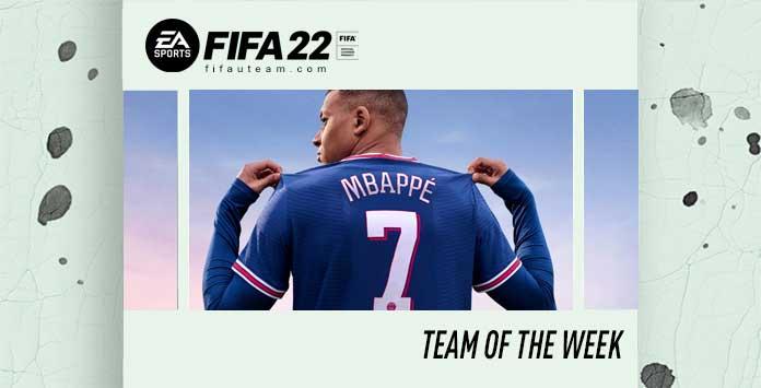 FIFA 22 TOTW