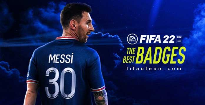 FIFA 22 Badges