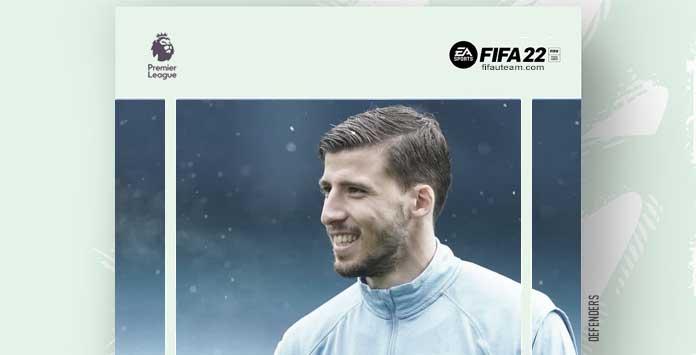 FIFA 22 Premier League Defenders