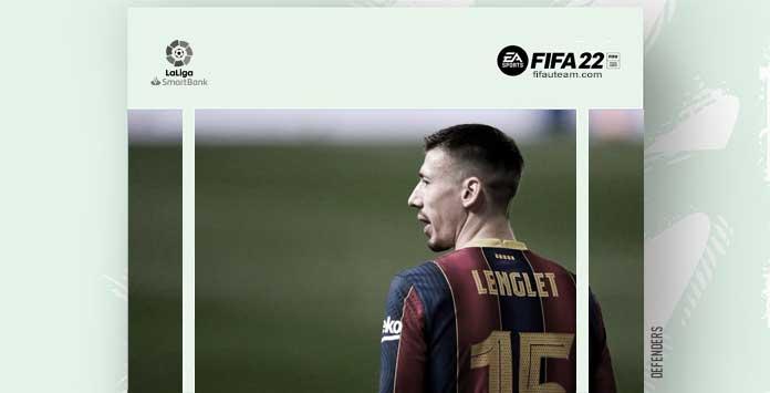 FIFA 22 La Liga Defenders