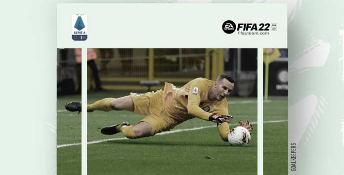 FIFA 22 Serie A Goalkeepers Guide