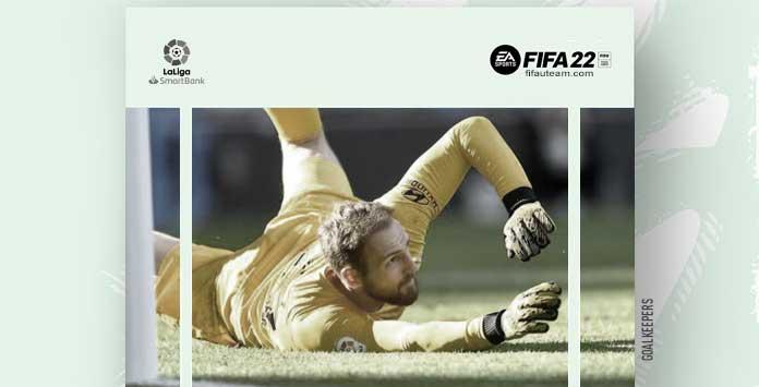 FIFA 22 La Liga Goalkeepers