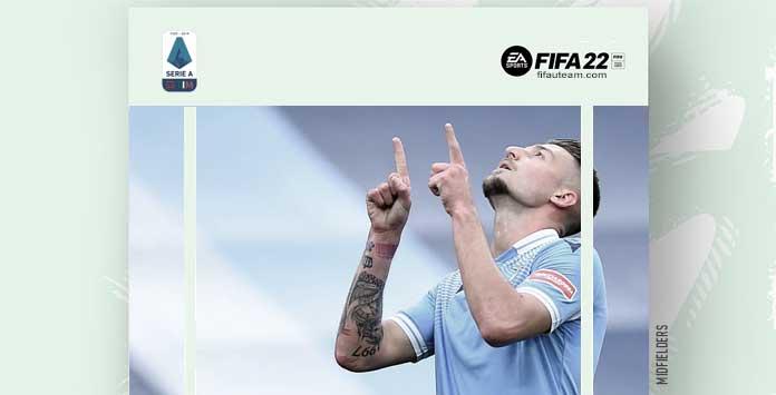 FIFA 22 Serie A Midfielders