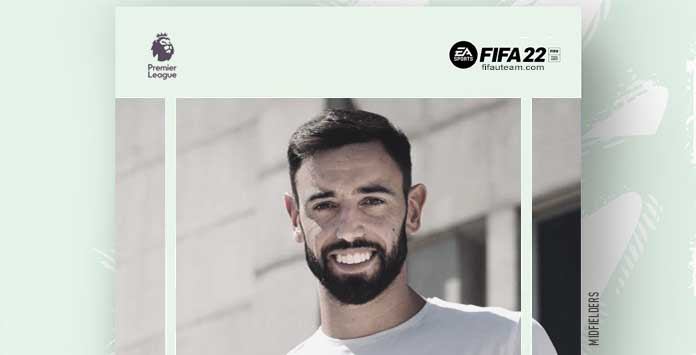 FIFA 22 Premier League Midfielders