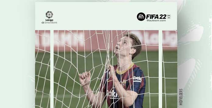FIFA 22 La Liga Midfielders