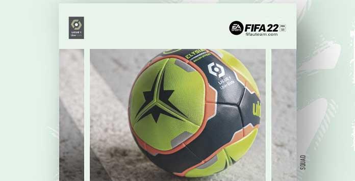 FIFA 22 Ligue 1 Squad