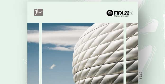 FIFA 22 Bundesliga Squad Guide