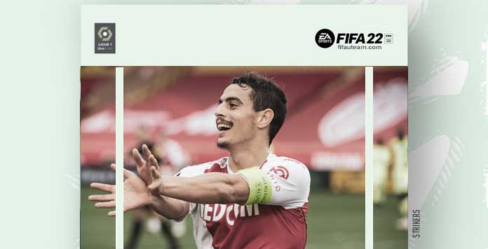 FIFA 22 Ligue 1 Forwards and Strikers