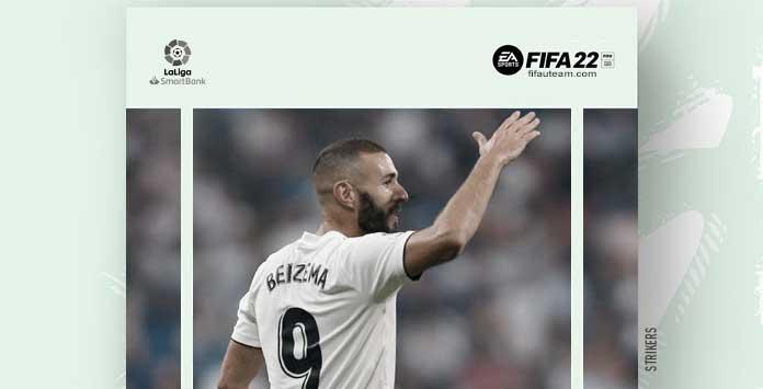 FIFA 22 La Liga Forwards