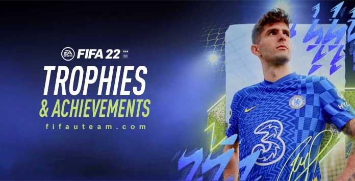 FIFA 22 Trophies