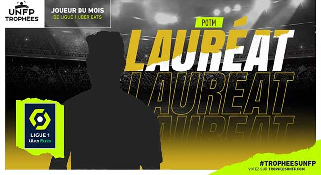 FIFA 22 Ligue 1 Player of the Month (POTM)