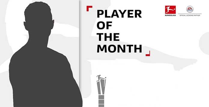 FIFA 22 Bundesliga Player of the Month (POTM)